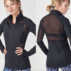 Fabletics Demi Lovato Athletic Jacket Medium